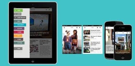 Des applications mobiles pour (re)découvrir le web | Ca m'interpelle... | Scoop.it
