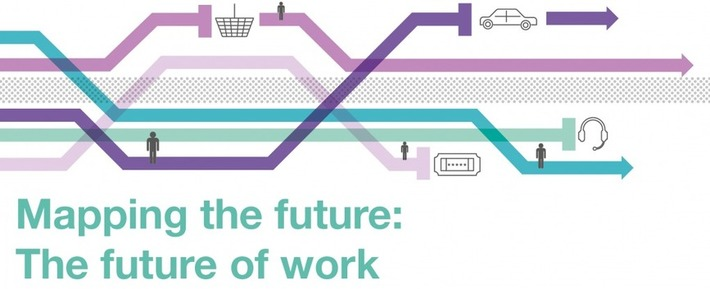 Mapping the Future: The Future of Work | Future of Work | Scoop.it