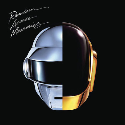 Daft Punk - Random Access Memories dans les bacs le 20 mai 2013 | 1geek | Scoop.it