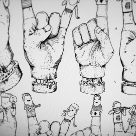 Mis dibujos ahora son vectores y están listos para... - Juan José Calva | Recursos | Scoop.it