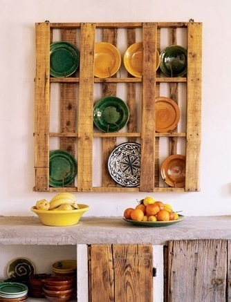 60 Beautiful Inspirational Ideas On How To Recycle Wooden Pallets | Homesthetics | Scoop.it