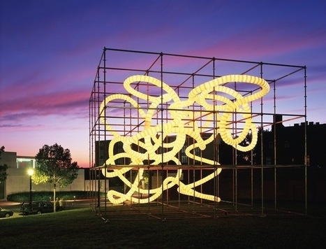 Jason Peters: The Light Project | Art Installations, Sculpture, Contemporary Art | Scoop.it