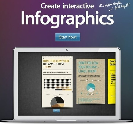 5 Infographic Generator Apps Every Teacher Should Know About | M-Learning Apps | Scoop.it