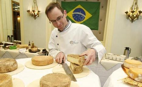 Un fromage qui «samba» fort   The Voice of Cheese   Scoop.it