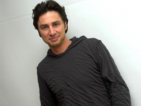 Why Zach Braff's Film Going to Cannes Shows the Future of Film Financing | Film Futures | Scoop.it
