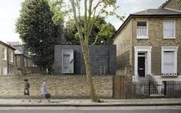 Halliford Street housing by Edgley Design | Architecture and Architectural Jobs | Scoop.it