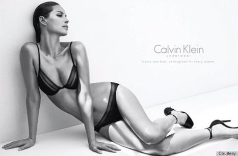 Christy Turlington Still Looks Sexy In Calvin Klein's New Ads - Great ... | Sex Marketing | Scoop.it