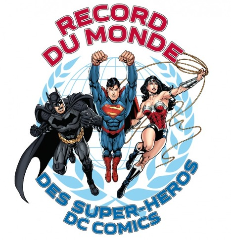 Participez au Record du Monde de Cosplay DC Comics le 18 Avril | Choose the Cosplay | Scoop.it
