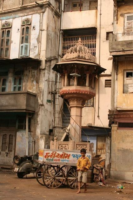 The pols of Ahmedabad | Indian Architecture | Scoop.it