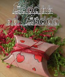 Recup PQ - Boîte cadeau | ...récup | Scoop.it