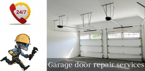 What To Know Before Calling Garage Door Repairers at Your Door Step? | Garage Door Repair Encino | Scoop.it