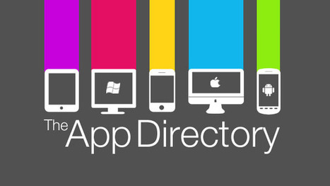 The App Directory curates the best apps for all your gear - Lifehacker | EDTECH - DIGITAL WORLDS - MEDIA LITERACY | Scoop.it