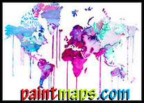 Paint,Color Maps with Statistics (Online Free Tool) | Web 2.0 for Education | Scoop.it