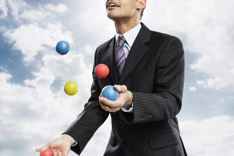 This Group Wants Companies to Take Clowning Seriously | Management of Organizations | Scoop.it