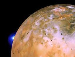 Major volcanic eruption seen on Jupiter's moon Io   Cool Science News   Scoop.it