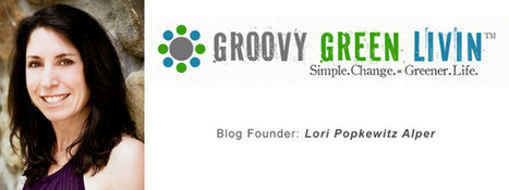Featured Green Blog – Groovy Green Living | Green & Eco-Friendly | Scoop.it