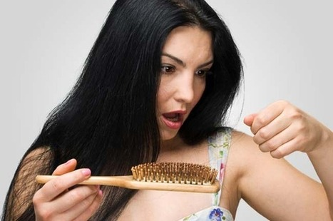 Natural Home Remedies to Get Rid Of Hair fall Problem - Trends and Health | trends and health | Scoop.it