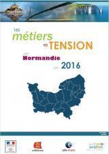 Les métiers en tension en Normandie en 2016 - Direccte Normandie | Emplois en Normandie | Scoop.it