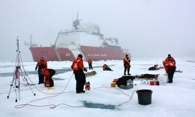 Ice loss sends Alaskan temperatures soaring by 7C | Sustain Our Earth | Scoop.it