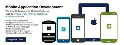 iPhone App Developers | Xencom IT LTD (iPhone App Developers India) | Scoop.it