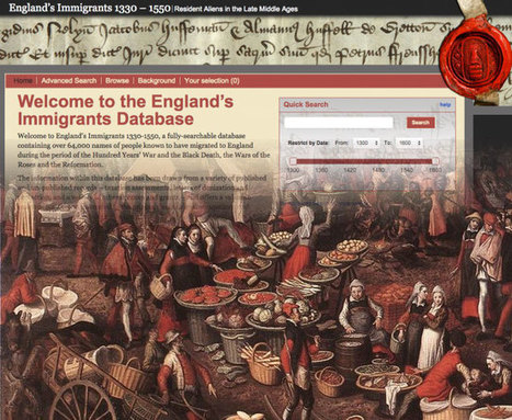 England's Medieval immigrants | Archaeology News | Scoop.it