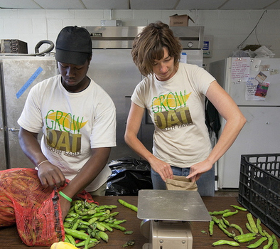 Dirty South: Youth farms keep New Orleans teens in school gardens | Sustainable Futures | Scoop.it