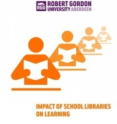 Report: The Impact of School Libraries on Learning | Library Gems for All Ages | Scoop.it