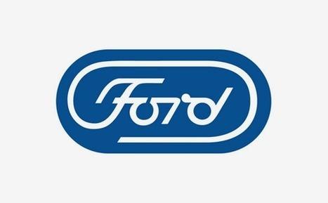 The Forgotten Ford Logo by Paul Rand | Avant-garde Art, Design & Rock 'n' Roll | Scoop.it