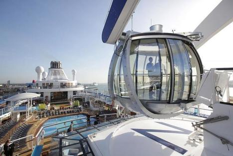 30 Stunning Pictures from the Newest, Biggest, Baddest Cruise Ship in the World | LibertyE Global Renaissance | Scoop.it