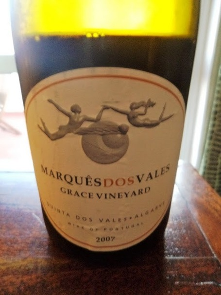 Algarve / Marquês dos Vales Grace Vineyard tinto 2007 | @zone41 Wine World | Scoop.it