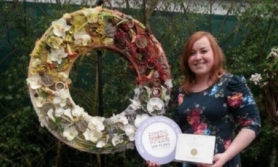Perthshire florist lands Chelsea flower show prize - The Courier | Discover What Florists Perth Do | Scoop.it