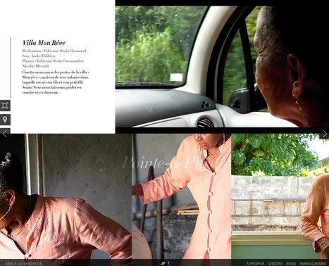 De Cases en Kaz   Comment habite-t-on en Guadeloupe aujourd'hui ?   Interactive & Immersive Journalism   Scoop.it