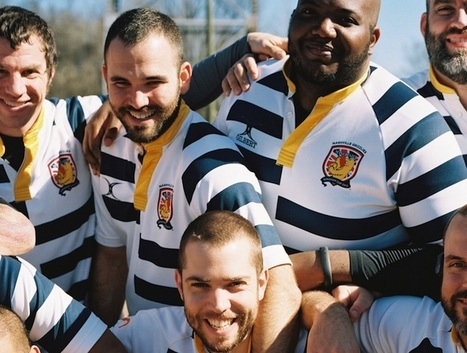 USA Rugby Signs Agreement to End Homophobia in Rugby | Canary Gay Voices | Scoop.it