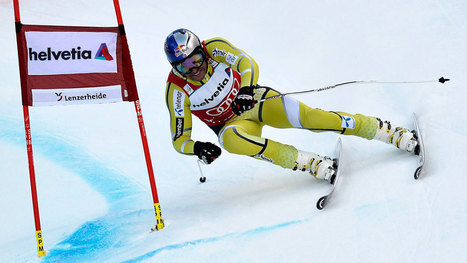 Aksel Lund Svindal wins his 1st World Cup downhill title | Itz USA | Scoop.it