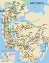 Transit Wireless bringing Wi-Fi to 40 more NYC subway stations | Tech | Scoop.it