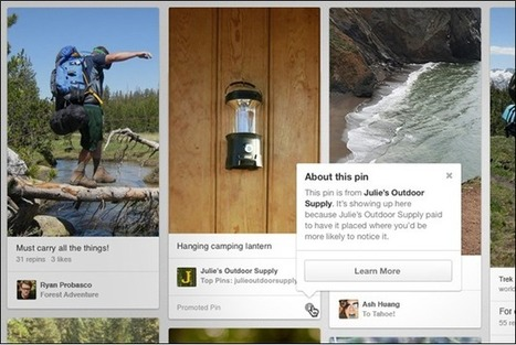 Pinterest Self-Serve Ads Are Coming - Are You Ready? | Social Media Today | Digital-News on Scoop.it today | Scoop.it