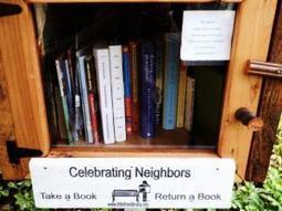 How little libraries get people reading - Independent Online | Libraries and reading | Scoop.it