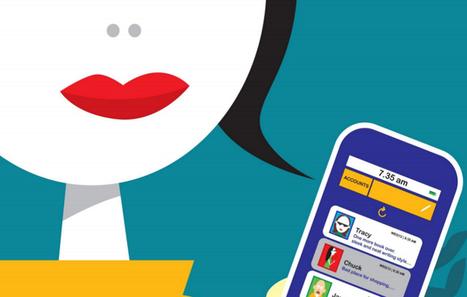 Influencia - Etudes - Les femmes et leur smartphone... | Digitalbutnotonly | Scoop.it