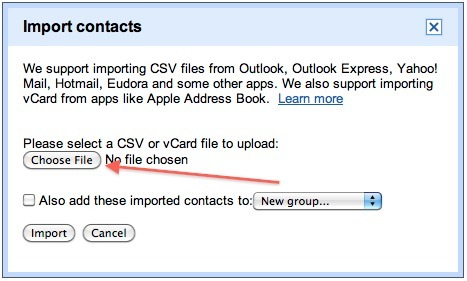 How To Import Your Facebook Contacts Into Gmail The Easy Way | Google Sphere | Scoop.it