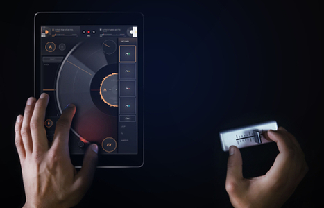 DJiT Mixfader, crossfader nomade pour DJ connecté | ON-ZeGreen | Scoop.it