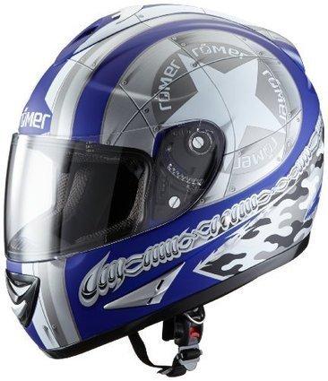 ### Günstige –    Römer RR20013_M Star Motorradhelm Größe M flat pearl / white | integralhelme günstig kaufen | Scoop.it