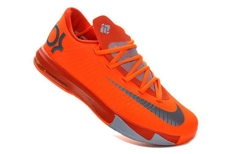 "KD VI (6) ""Total Orange"" Nike Mens Size Shoes 