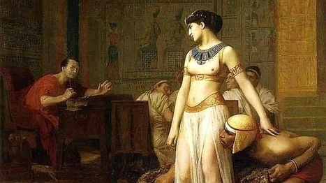 El verdadero rostro de Cleopatra | Mundo Clásico | Scoop.it