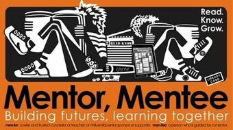 National Mentoring Month - January | School Librarian As Building Leader | Scoop.it