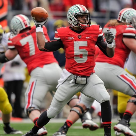 Why Braxton Can Be a First-Round Draft Pick | Ohio State football | Scoop.it