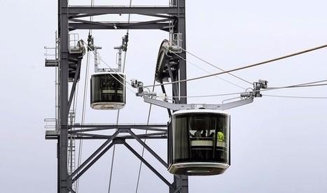Le téléphérique urbain de Brest fait rêver Morges | SNOTPG - Site Non Officiel des tpg | Scoop.it