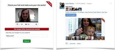5 Creative Ways Businesses Are Using Google+ Hangouts | Social Media Examiner | Technologies for Small Business | Scoop.it