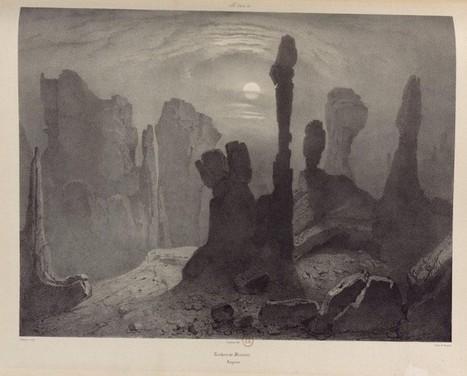 Les voyages pittoresques et romantiques dans l'Ancienne France – Orion en aéroplane | Nos Racines | Scoop.it