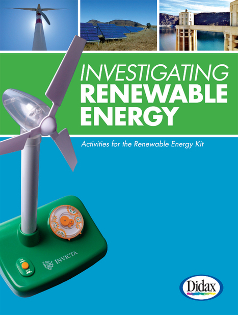 Renewable Energy Teaching Resources | Technology Green Energy | Alternative Energy Resources Development | Scoop.it