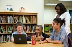 Empowering Learners in the 21st Century   ED.gov Blog   Education - Beyond the Box   Scoop.it